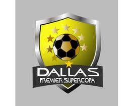 #390 untuk Logo Design for Dallas Premier Supercopa oleh creativeblack