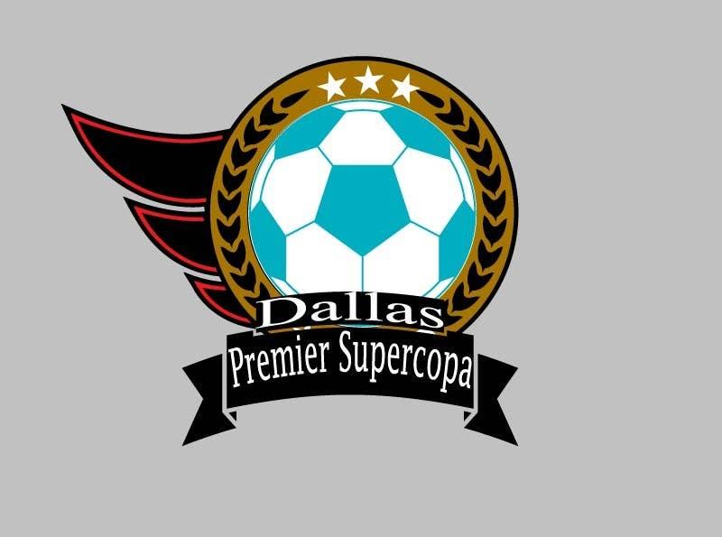 #353 for Logo Design for Dallas Premier Supercopa by creativeblack