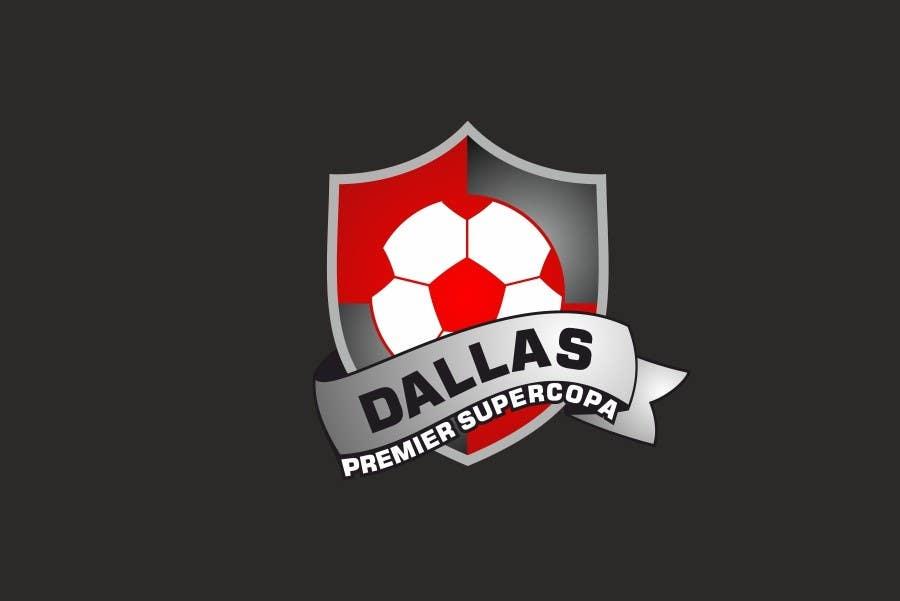 #371 for Logo Design for Dallas Premier Supercopa by ImArtist