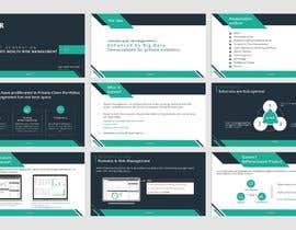 satishandsurabhi tarafından Design excellent graphic and color powerpoint için no 41