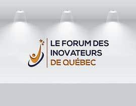 mehedi0322 tarafından Conception d'un logo pour le Forum des Innovateurs de Québec için no 97