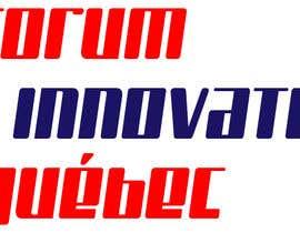 darkavdark tarafından Conception d'un logo pour le Forum des Innovateurs de Québec için no 98