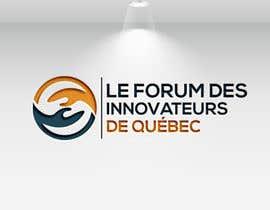 alexjin0 tarafından Conception d'un logo pour le Forum des Innovateurs de Québec için no 100