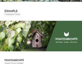 """Nro 259 kilpailuun Corporate identity for Brand """"Martenbrown®"""" käyttäjältä xsanjayiitr"""