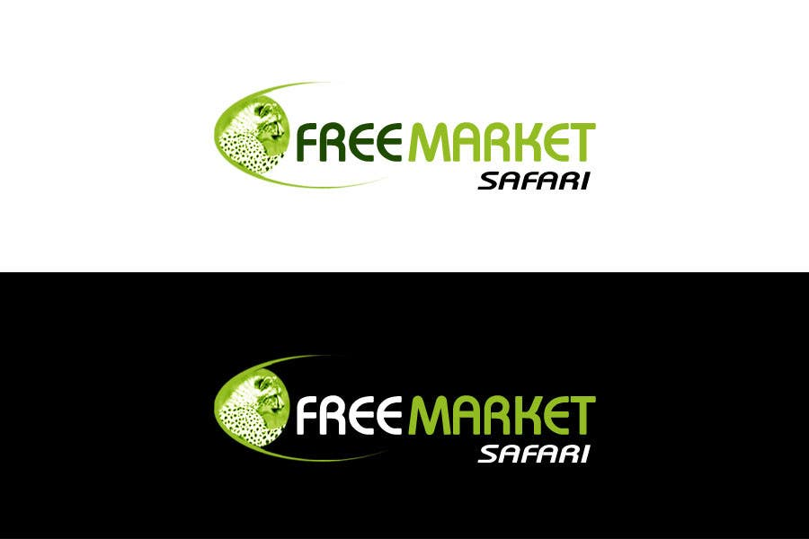 #715 for Logo Design for Free Market Safari by malakark
