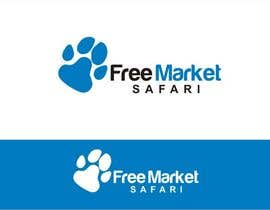 #564 untuk Logo Design for Free Market Safari oleh sharpminds40