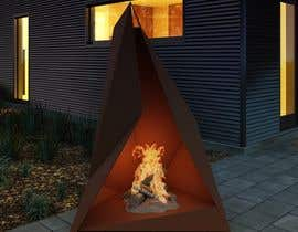 #1 untuk Exterior 3D modelling of FIRE - the first of many projects oleh Rabar3D