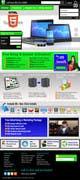 Icône de la proposition n°                                                20                                              du concours                                                 Website Design for Webizo (Webizo.com)