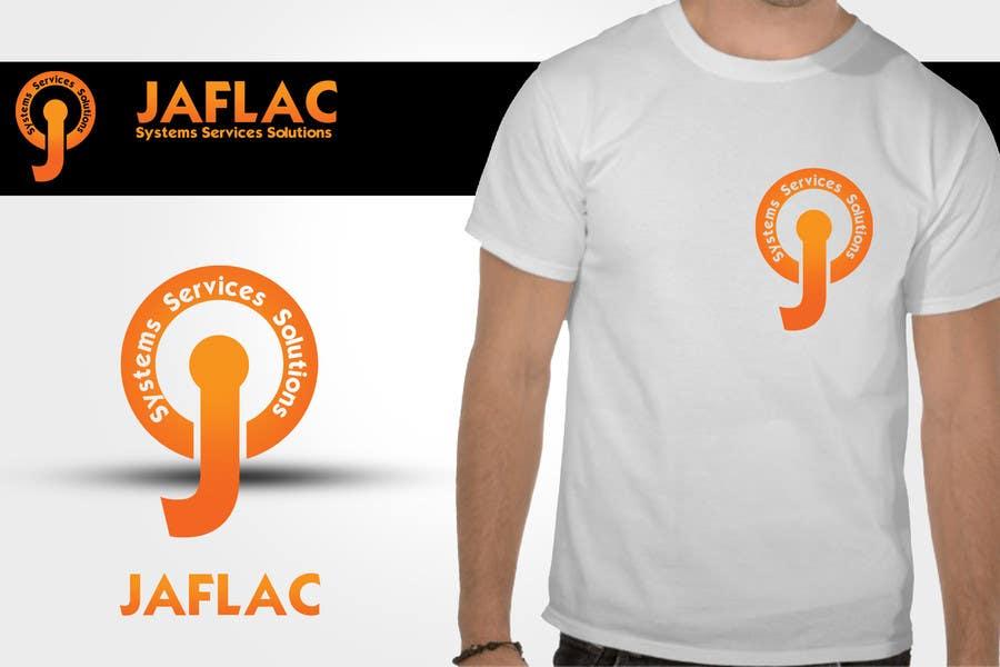 Penyertaan Peraduan #                                        360                                      untuk                                         Logo Design for JAFLAC Systerms Services Solutions