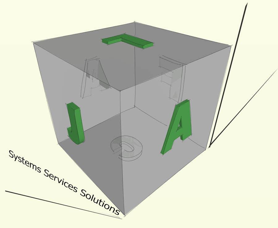 Penyertaan Peraduan #                                        395                                      untuk                                         Logo Design for JAFLAC Systerms Services Solutions