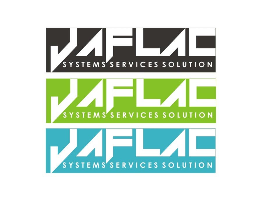 Penyertaan Peraduan #                                        352                                      untuk                                         Logo Design for JAFLAC Systerms Services Solutions