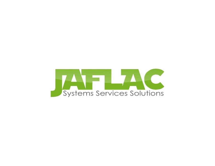 Penyertaan Peraduan #                                        346                                      untuk                                         Logo Design for JAFLAC Systerms Services Solutions