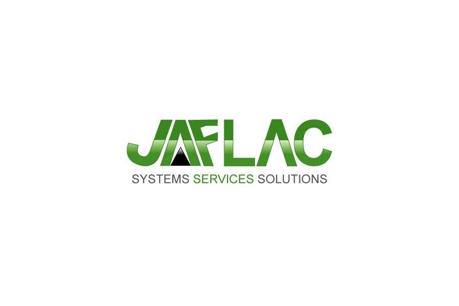 Penyertaan Peraduan #                                        109                                      untuk                                         Logo Design for JAFLAC Systerms Services Solutions