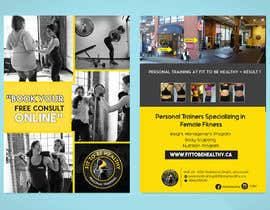 #51 for Double Sided Flyer For Personal Training Business and Studio by vinuprr
