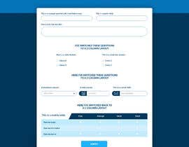 #30 for Design a Survey Mockup for Response Suite af joinwithsantanu