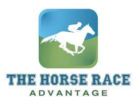 #270 για Logo Design for The Horse Race Advantage από RukxDesign