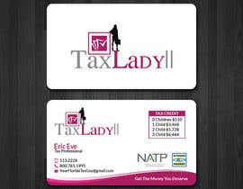 #42 for Design some Tax Company Business Cards (Double Sided) by papri802030