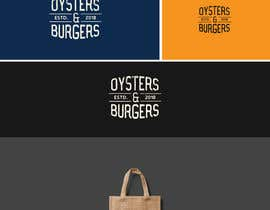 #80 for Develop a Corporate Identity for a burger & Oyster bar by Breincreative