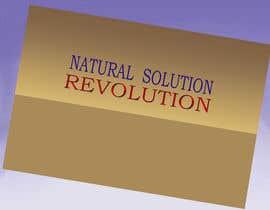 #32 cho Design a Logo for Natural Solutions Revolution bởi mzulfiqarali