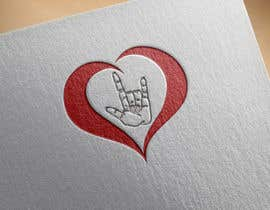 #15 for Heart & ILU Hand by alifffrasel