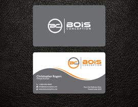 #15 for Design some Business Cards for BOIS CONCEPTION by patitbiswas