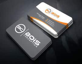 #30 for Design some Business Cards for BOIS CONCEPTION by lipiakhatun8