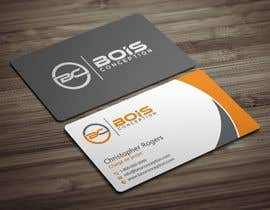 #50 for Design some Business Cards for BOIS CONCEPTION by debopriyo88