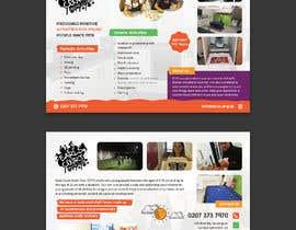 Nro 15 kilpailuun Design 2 double sided flyers to advertise a youth centre. käyttäjältä adarshdk