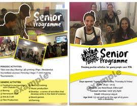 Nro 23 kilpailuun Design 2 double sided flyers to advertise a youth centre. käyttäjältä irfannaimismail