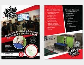 Nro 9 kilpailuun Design 2 double sided flyers to advertise a youth centre. käyttäjältä ferisusanty