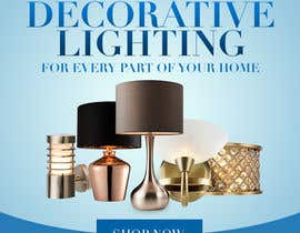 #23 For Design An Email Banner To Advertise Our Decorative Lighting By  Madartboard