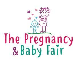 #8 for The Pregnancy & Baby Fair Logo by resca1988
