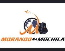 #45 para Projetar um Logo for Morando na Mochila (travel blog) por BuDesign
