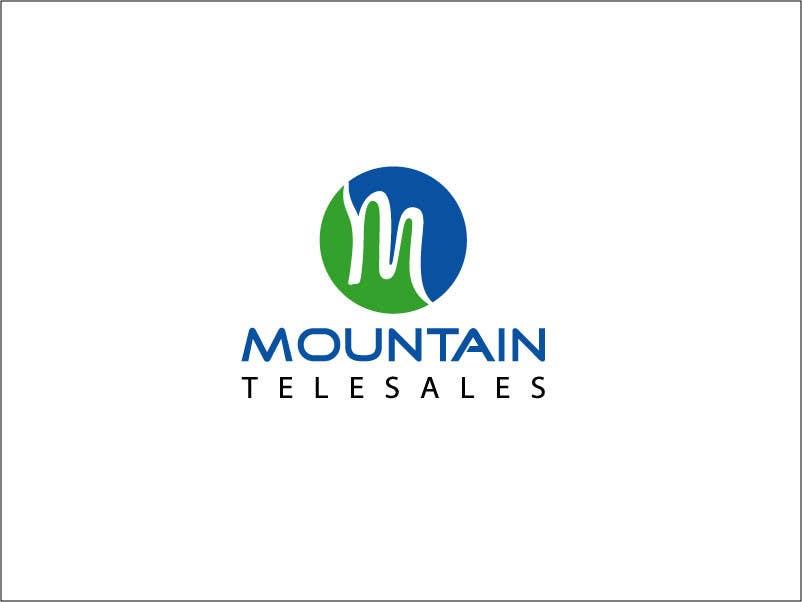 Penyertaan Peraduan #                                        19                                      untuk                                         Mountain TeleSales Logo