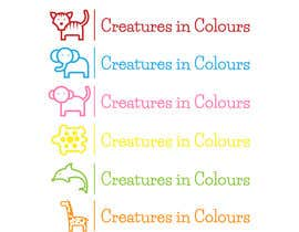 #28 for Creatures in Colours Logo Design and Graphic Work by ahmedelshirbeny
