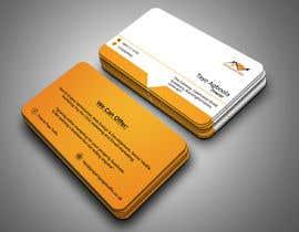 Nro 15 kilpailuun Design some Business Cards käyttäjältä Shahindiu11