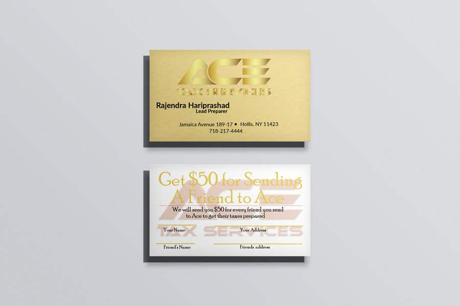 Entry 36 By Arafath91 For Business Card Ace Freelancer