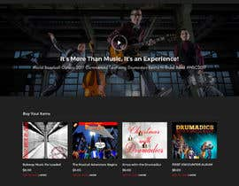 #7 untuk Independent Music Website/Store WordPress Theme Template Needed oleh yasirmehmood490