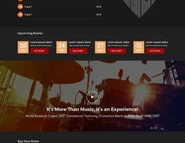 #8 untuk Independent Music Website/Store WordPress Theme Template Needed oleh yasirmehmood490