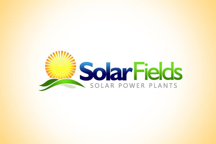 Contest Entry #                                        359                                      for                                         Logo Design for Solar Fields