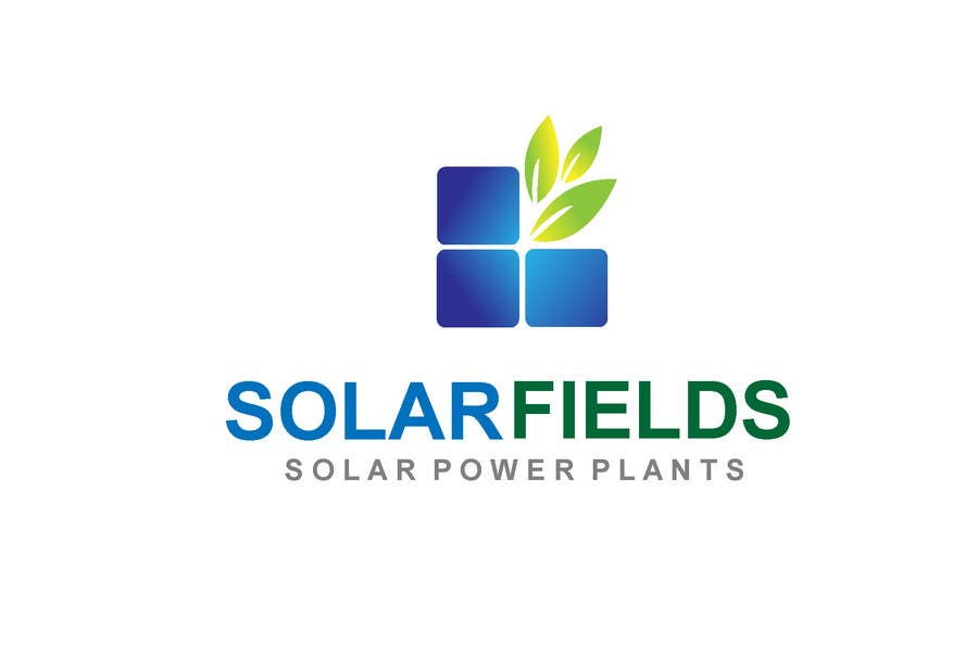 Contest Entry #                                        33                                      for                                         Logo Design for Solar Fields