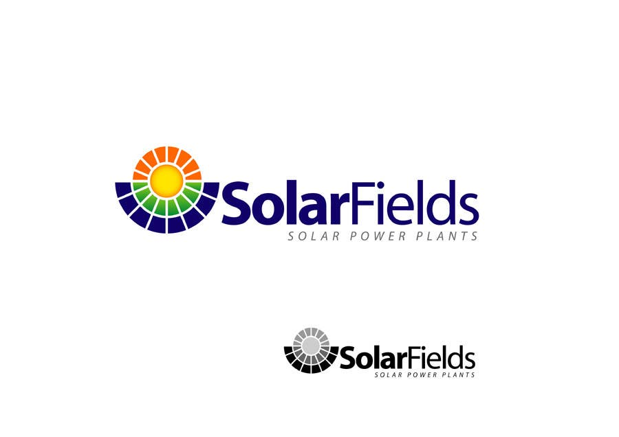 Contest Entry #                                        518                                      for                                         Logo Design for Solar Fields