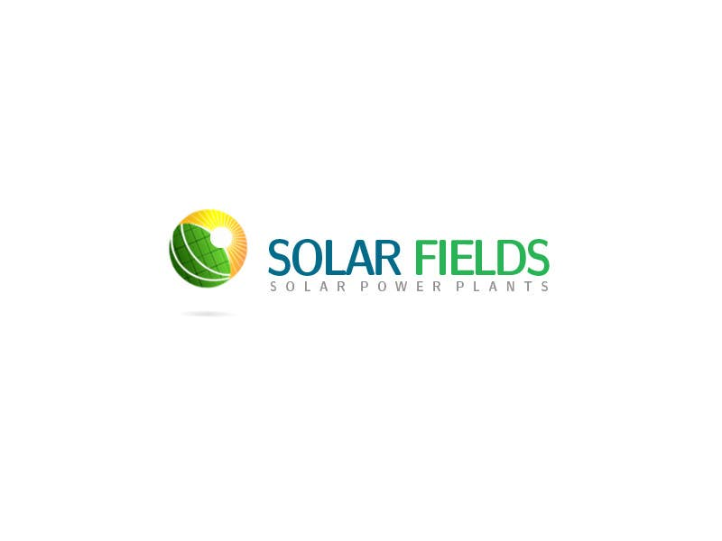 Contest Entry #                                        651                                      for                                         Logo Design for Solar Fields
