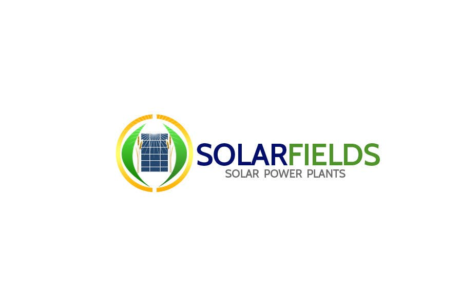 Contest Entry #                                        426                                      for                                         Logo Design for Solar Fields