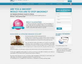 #24 para Website Design for EMERGENCY HYPNOSIS por tania06