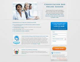 mfbdeip tarafından Website Design for EMERGENCY HYPNOSIS için no 45