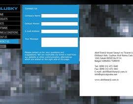 #81 za Website Design for BLUSKY optical probes od Natch