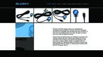 Graphic Design Конкурсная работа №12 для Website Design for BLUSKY optical probes