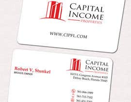#116 for Design some Business Cards for commercial real estate company af a2mz