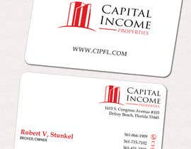 #117 for Design some Business Cards for commercial real estate company af a2mz